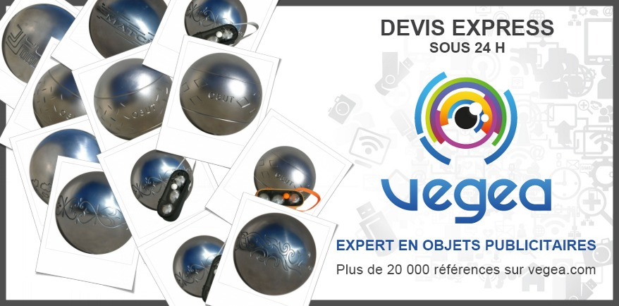 Boule de p tanque obut personnalis e objet publicitaire for Marque boule de petanque