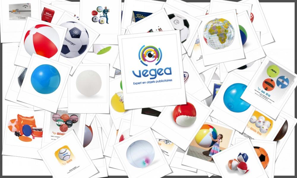 Large choix de ballons et balles personnalisables à votre image avec votre logo ou un  texte