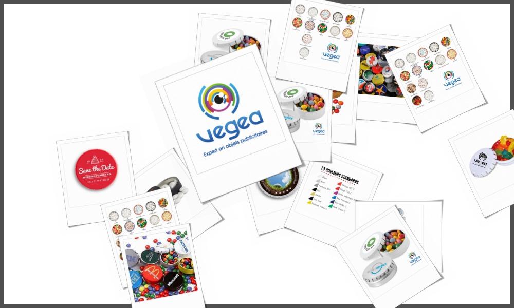 Boîtes de bonbons clic-clac personnalisables à votre effigie avec un logo, un texte ou une image | Grossiste et fabrication d'objets publicitaires et cadeaux d'entreprise
