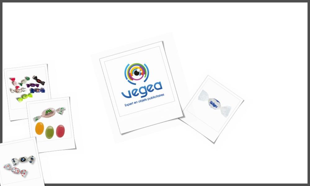 Bonbons en papillote personnalisables à votre effigie avec un logo, un texte ou une image | Grossiste et fabrication d'objets publicitaires et cadeaux d'entreprise