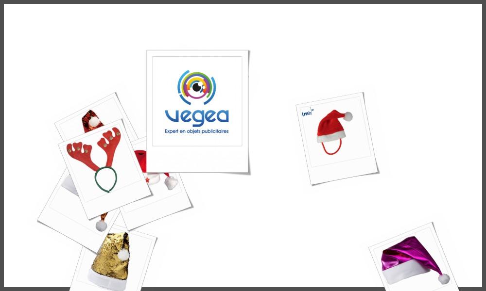 Bonnets de père,noël personnalisables à votre effigie avec un logo, un texte ou