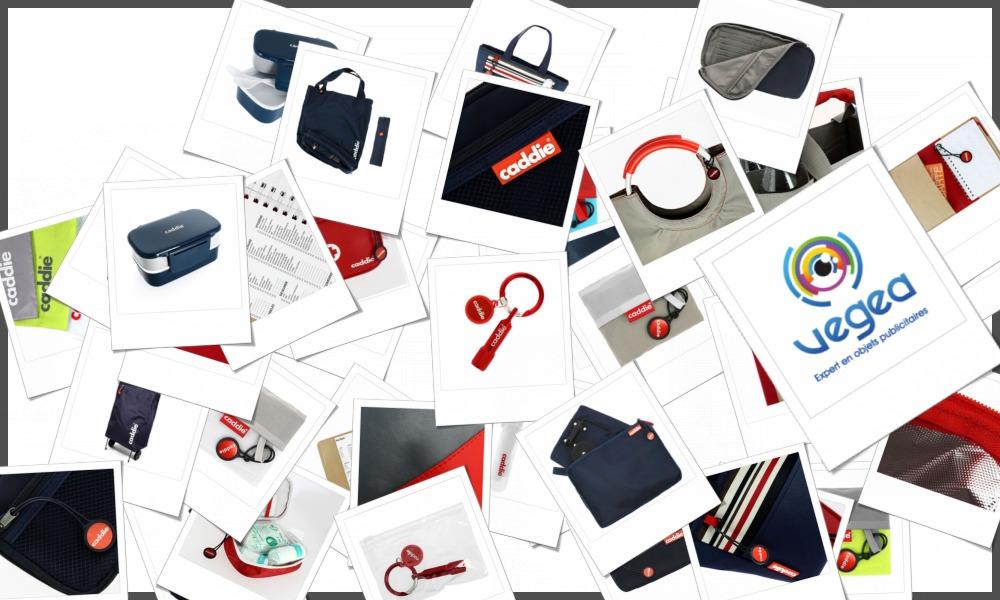 Large choix de cadeaux d'entreprises dans la gamme CADDIE.