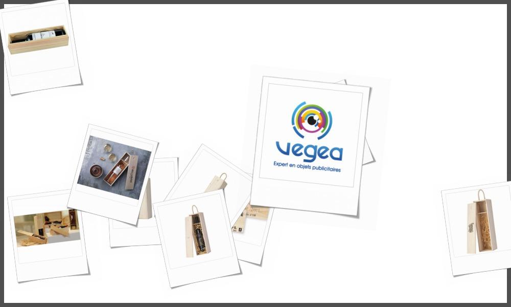 Caisses à vin en bois vides personnalisables à votre effigie avec un logo, un texte ou une image | Grossiste et fabrication d'objets publicitaires et cadeaux d'entreprise