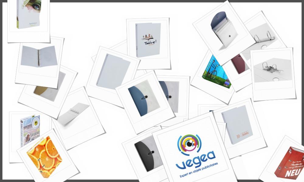 Classeurs personnalisables à votre effigie avec un logo, un texte ou une image   Grossiste et fabrication d'objets publicitaires et cadeaux d'entreprise
