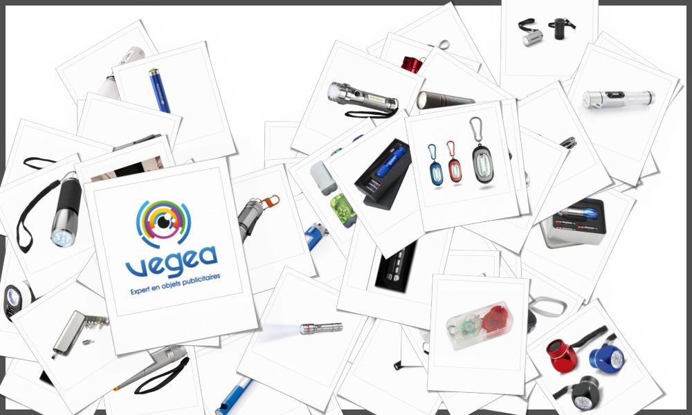Lampes de poche personnalisables à votre effigie avec un logo, un texte ou une image | Grossiste et fabrication d'objets publicitaires et cadeaux d'entreprise