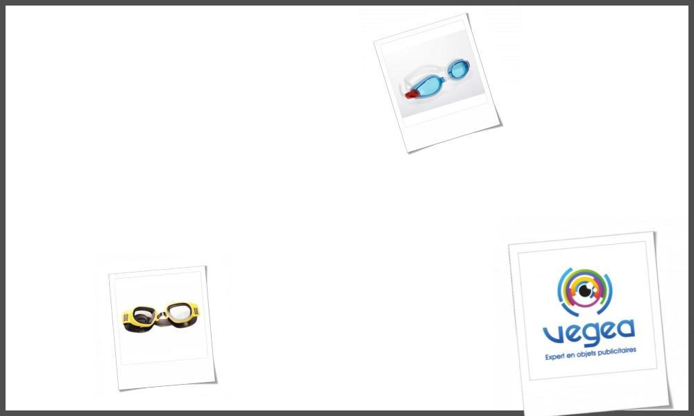 Lunettes de natation publicitaires ou lunettes de piscine for Piscine personnalisee