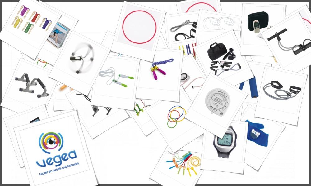 Grossiste en matériel de fitness, avec ou sans personnalisation publicitaire (logo, texte)