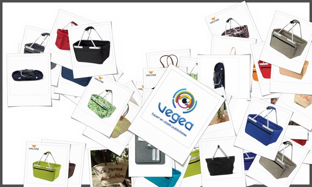 Paniers en osier personnalisables à votre effigie avec un logo, un texte ou une image | Grossiste et fabrication d'objets publicitaires et cadeaux d'entreprise