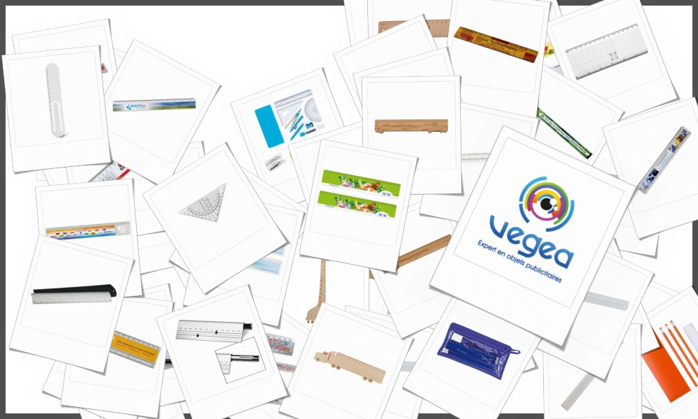 Règles personnalisables à votre effigie avec un logo, un texte ou une image   Grossiste et fabrication d'objets publicitaires et cadeaux d'entreprise