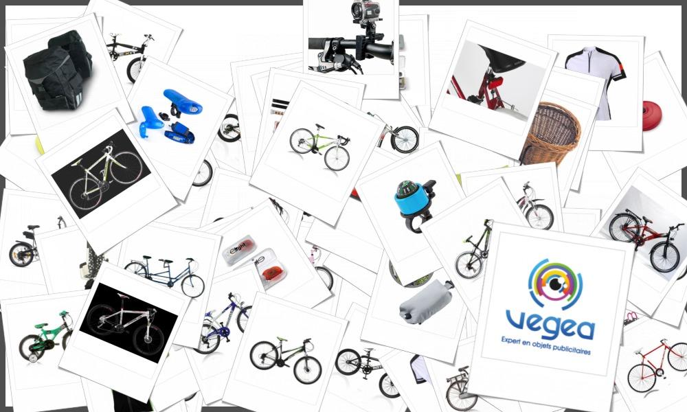 Sélection de vélos et accessoires de vélo personnalisables à votre effigie.