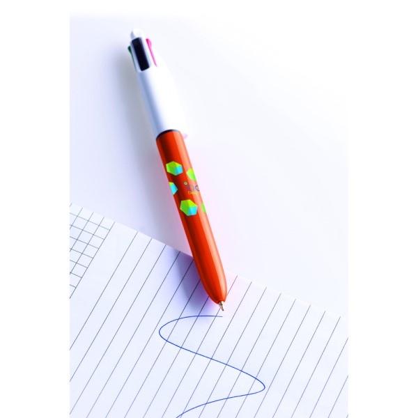 Assez Stylo Bic 4 couleurs personnalisé | cadeau publicitaire | Grossiste SO53