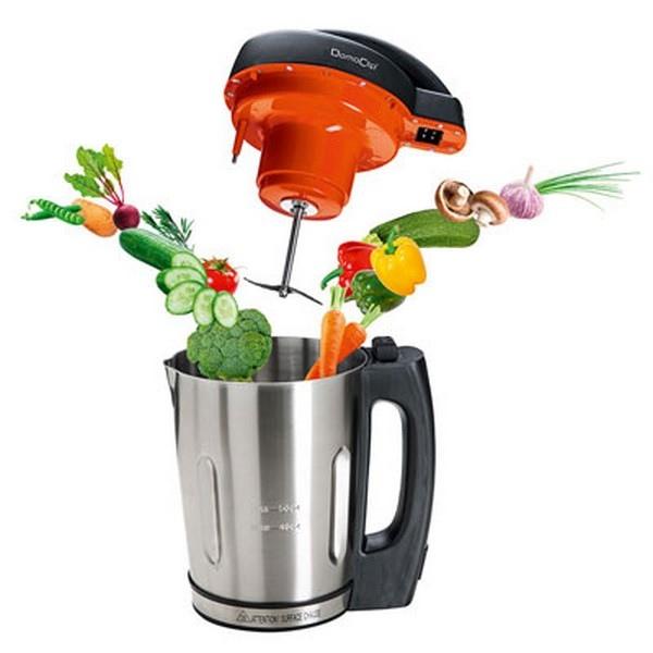 Appareil soupe personnalis avec logo grossiste for Cuisine avec electromenager compris