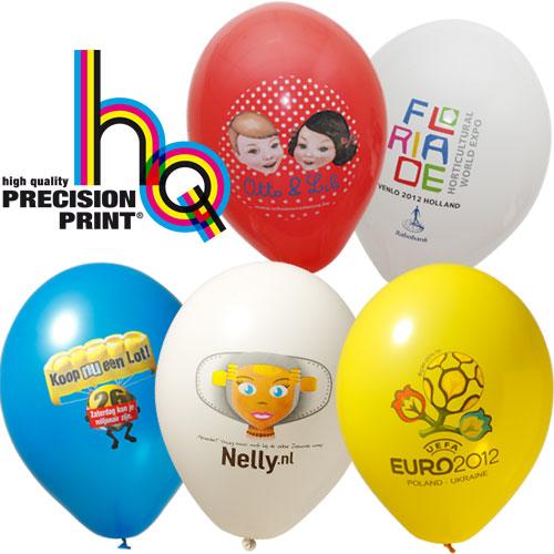 Ballons de baudruches ou ballons latex avec personnalisation