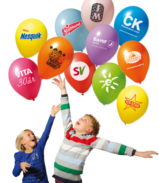 Ballons de baudruches ou ballons latex customisé