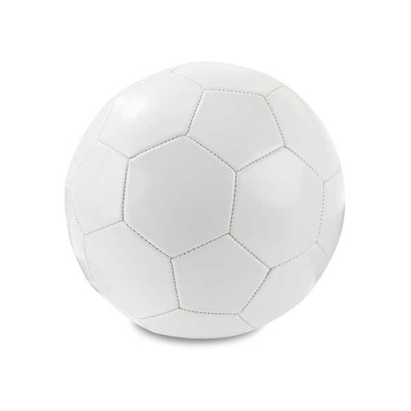 Ballon de football publicitaire personnalis - Ballon de foot noir et blanc ...
