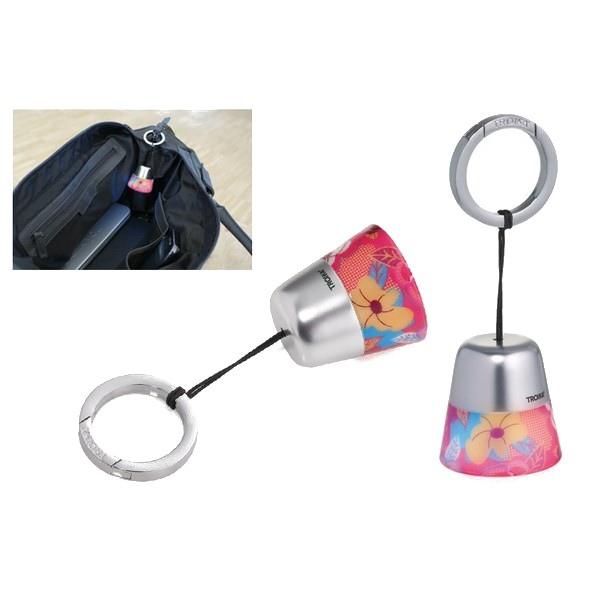 Bijou de sac publicitaire et lampe de poche fleurs - Allumer lampe de poche ...