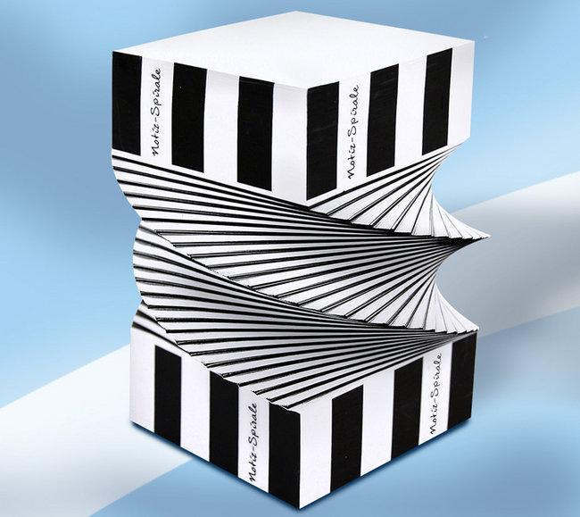 Bloc-notes cubes avec personnalisation