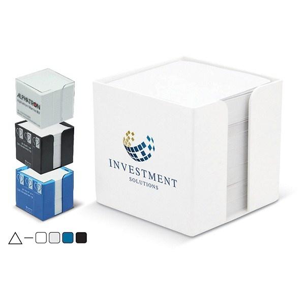 Bloc-notes cubes personnalisable