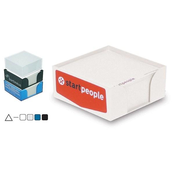 Bloc-notes cubes personnalisé