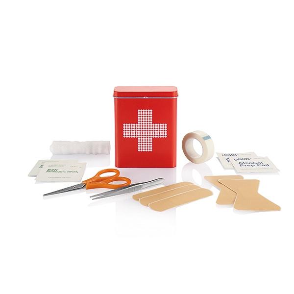 Trousses pharmacie de secours personnalisée