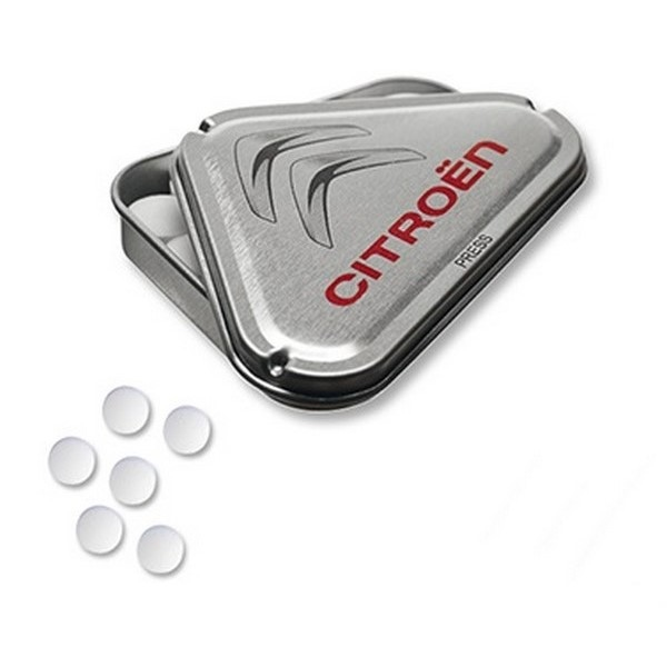 Boîtes de bonbons clic-clac avec personnalisation