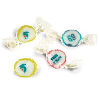 Bonbons en papillote customisé