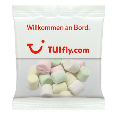 Sachets de bonbons Haribo publicitaire