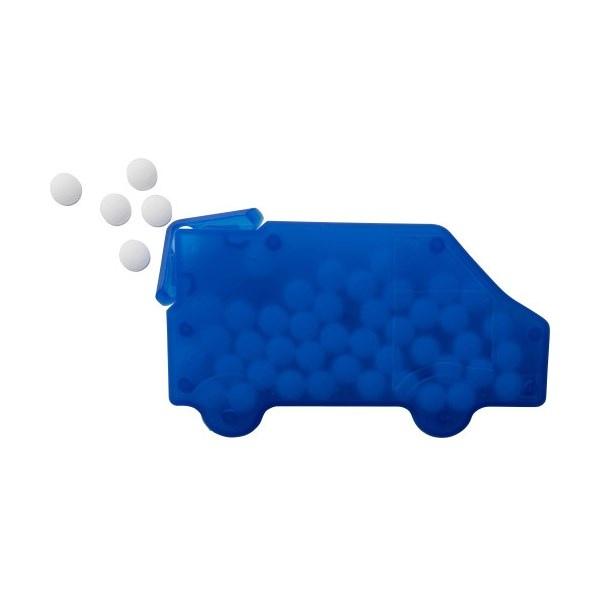bonbon sans sucre personnalis avec logo bonbons publicitaires. Black Bedroom Furniture Sets. Home Design Ideas