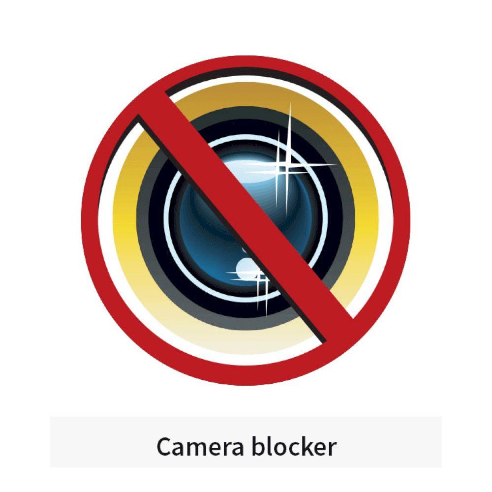 Cache webcam coulissant