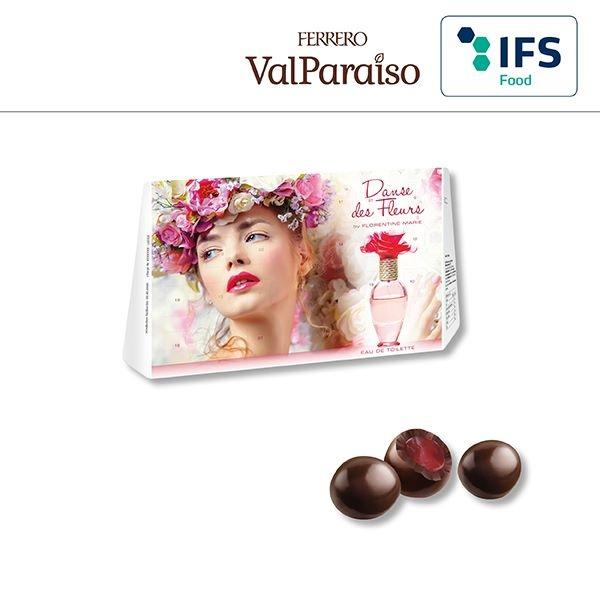 Calendrier De Lavent Personnalise Entreprise.Calendrier De L Avent Personnalise Aux Perles De Chocolat