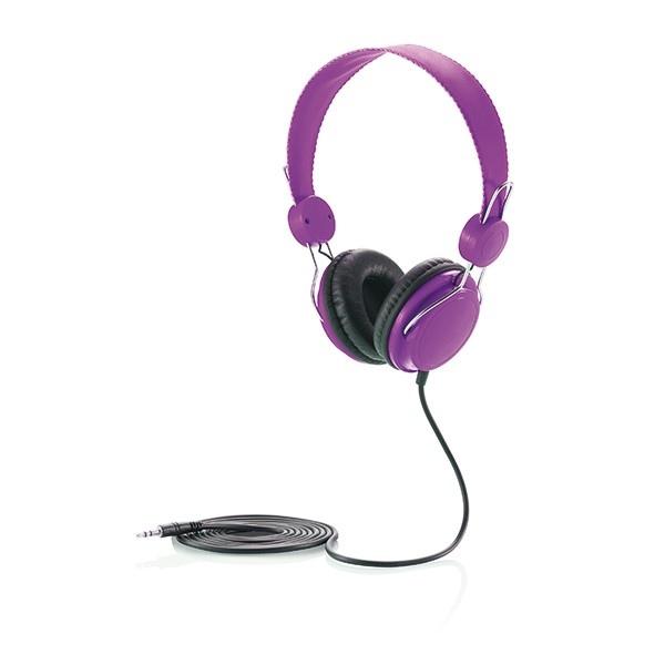 Casque audio publicitaire personnalis 00027v0083587 - Porte casque audio ...