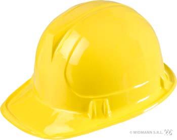 casque de chantier plastique jaune personnalisable 01391v0050016 prix 0 60 eur ht. Black Bedroom Furniture Sets. Home Design Ideas