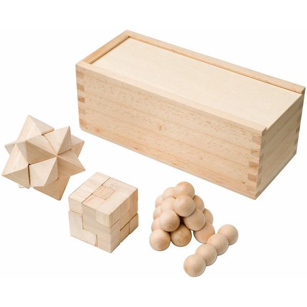 Casse t u00eate chinois en bois green concept personnalisable (00011V0022129)à partir de 6,53 euros HT # Jeux Casse Tete Chinois En Bois