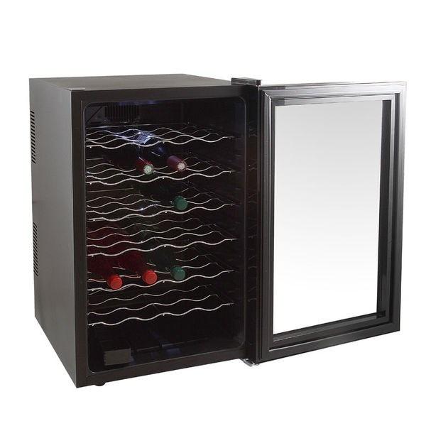 cave vin 28 bouteilles domoclip cadeau publicitaire en vente au prix grossiste. Black Bedroom Furniture Sets. Home Design Ideas