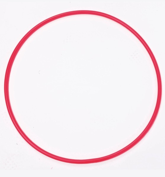 Cerceaux hula hoop avec logo
