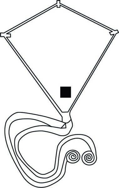 Goodies Cerf Volant Personnalisable A Colorier Artistic 00013v0113037 A Partir De 1 53 Euros Ht