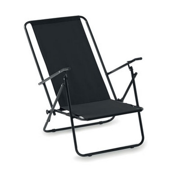 chaise ext rieure pliable personnalisable 00010v0105530 partir de 23 84 euros ht. Black Bedroom Furniture Sets. Home Design Ideas