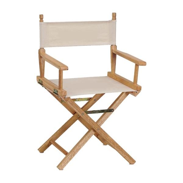 Chaise r alisateur avec impression 1 couleur comprise - Chaise metteur en scene ...