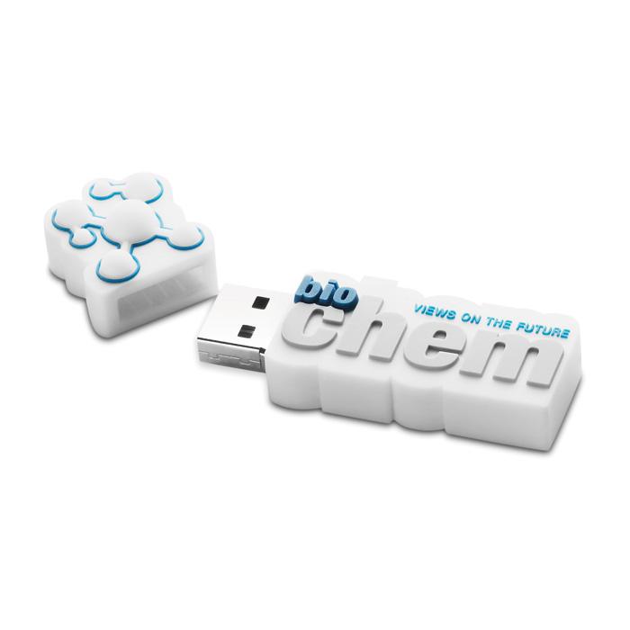 Clés USB avec marquage