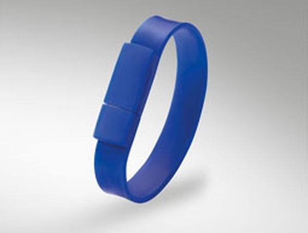 Bracelets clés usb personnalisable