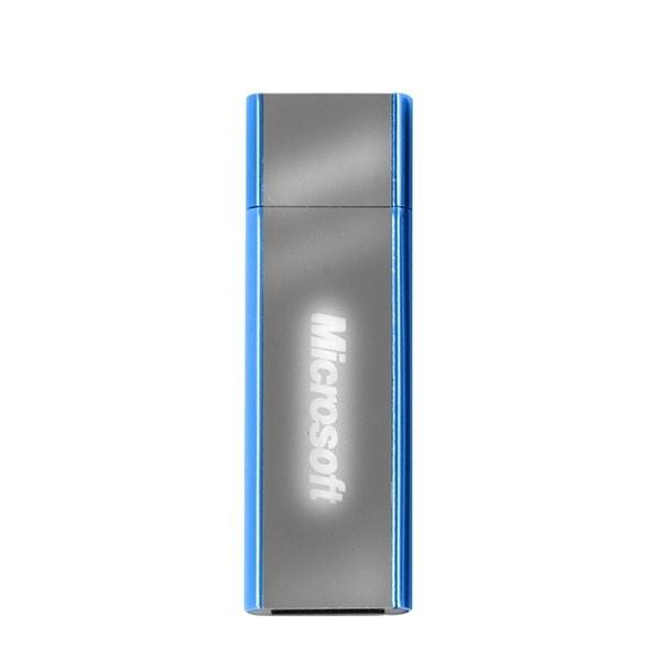 Clé USB avec logo lumineux personnalisable
