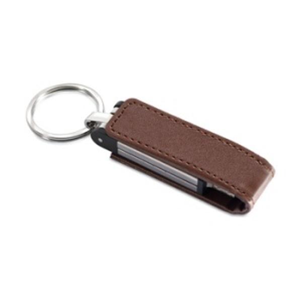 Porte-clés USB avec marquage