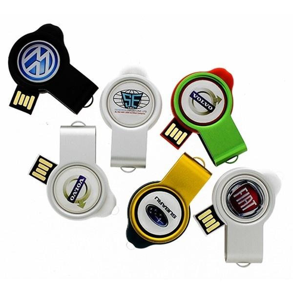 Clés usb miniatures avec logo