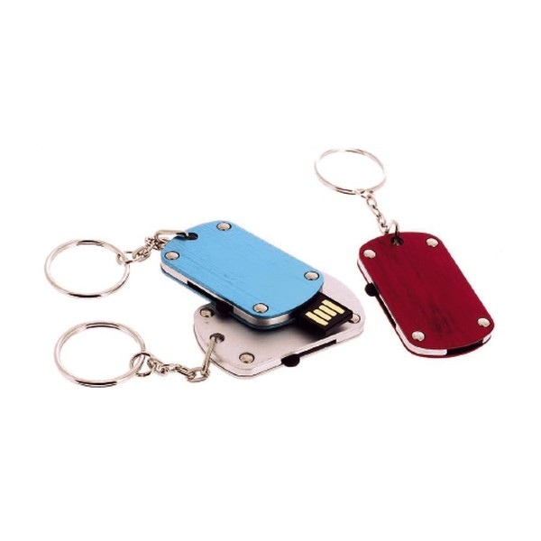 Porte-clés USB customisé