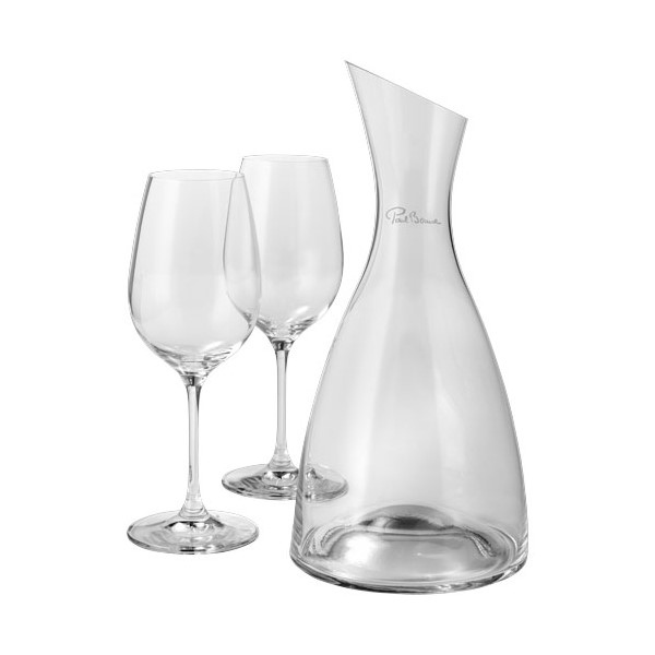 d canteur prestige avec 2 verres vin personnalisable 00011v0083900 partir de 41 99 euros ht. Black Bedroom Furniture Sets. Home Design Ideas