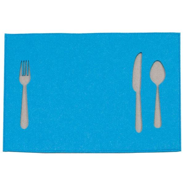 Dessous de table emboss cadeau publicitaire en vente au prix grossiste Set de table publicitaire prix