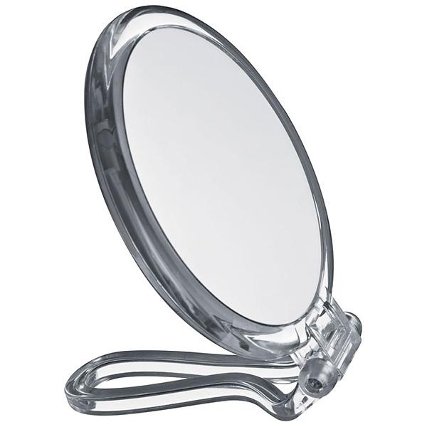 Double miroir cadeau publicitaire en vente au prix grossiste for Miroir publicitaire