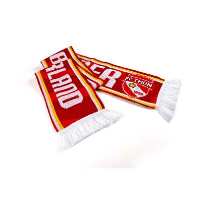 écharpes de supporters promotionnel