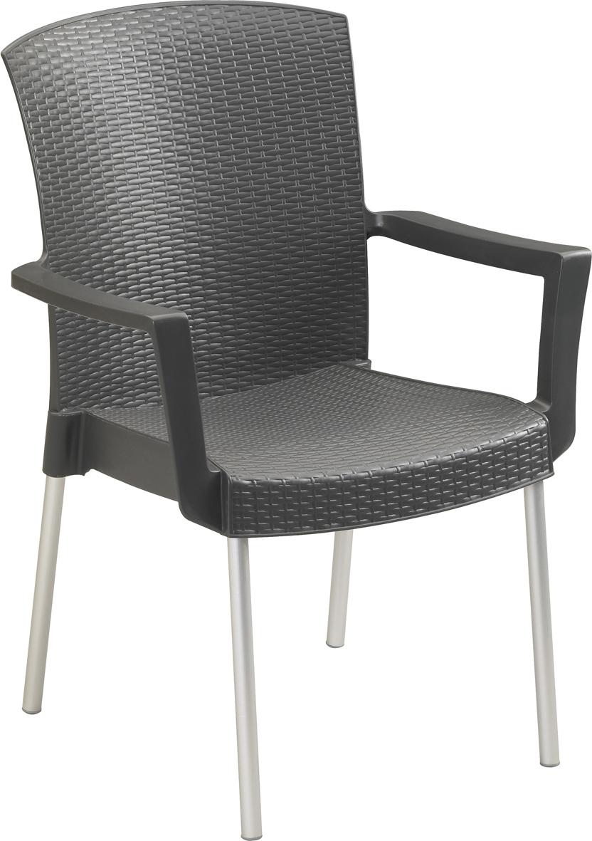 Chaise en plastique personnalis e avec logo grossiste goodies publicitaires - Gros fauteuil confortable ...