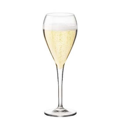 Flûte à champagne publicitaire  14cl